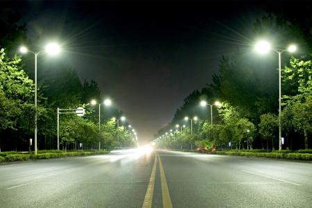 Slimme-straatverlichting